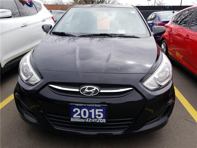 2015 Hyundai Accent GL (Stk: OP10299) in Mississauga - Image 2 of 16