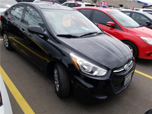 2015 Hyundai Accent GL (Stk: OP10299) in Mississauga - Image 3 of 16