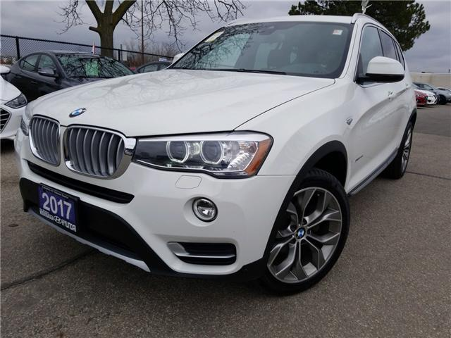 2017 BMW X3 xDrive28i (Stk: 39658A) in Mississauga - Image 1 of 24