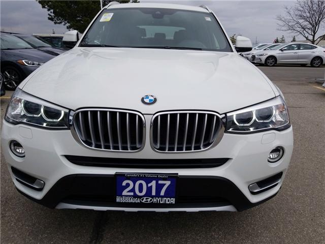 2017 BMW X3 xDrive28i (Stk: 39658A) in Mississauga - Image 2 of 24