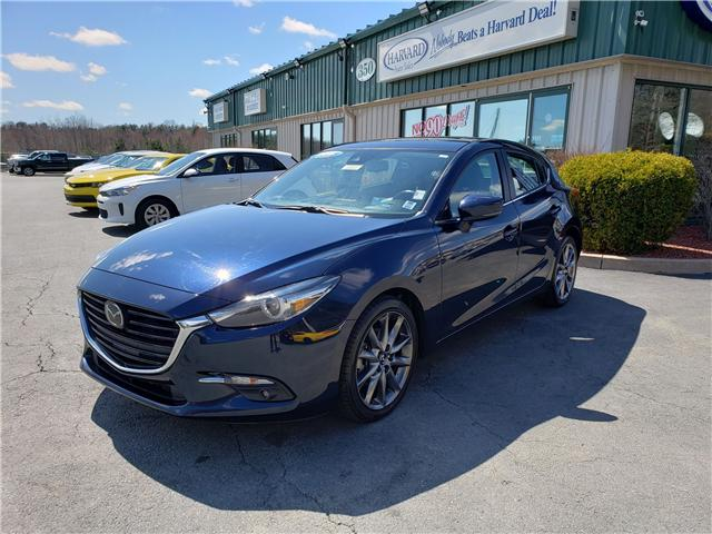 2018 Mazda Mazda3 Sport GT (Stk: 10351) in Lower Sackville - Image 1 of 21