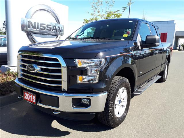 2015 Ford F-150 XLT (Stk: 9L2187B) in Courtenay - Image 1 of 9