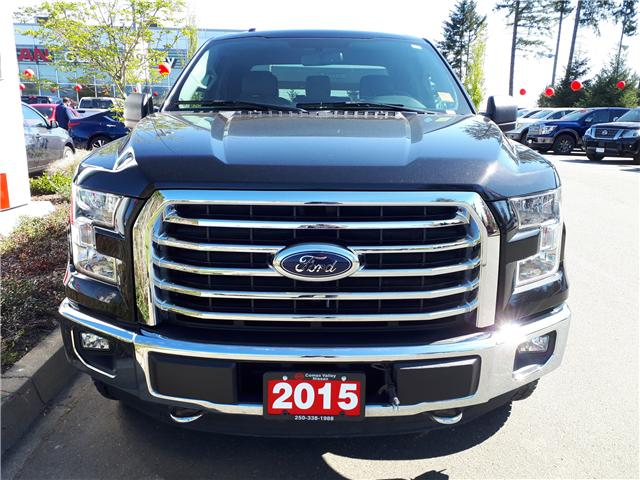 2015 Ford F-150 XLT (Stk: 9L2187B) in Courtenay - Image 2 of 9