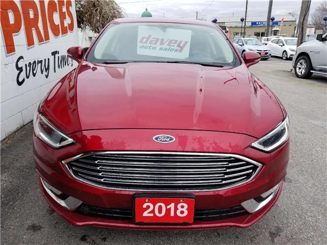 2018 Ford Fusion Titanium (Stk: 19-111A) in Oshawa - Image 2 of 15