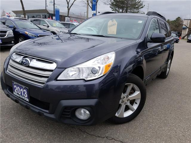 2013 Subaru Outback 3.6R Limited Package (Stk: 39354A) in Mississauga - Image 1 of 21
