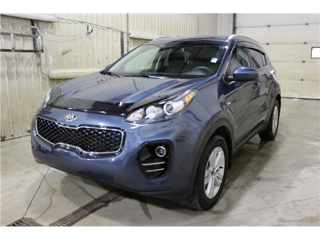 2018 Kia Sportage LX (Stk: JT156A) in Rocky Mountain House - Image 1 of 25