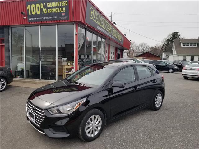 2018 Hyundai Accent GL (Stk: DE19242) in Ottawa - Image 1 of 13