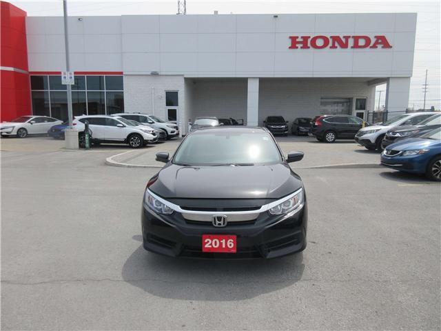 2016 Honda Civic EX (Stk: VA3421) in Ottawa - Image 2 of 18