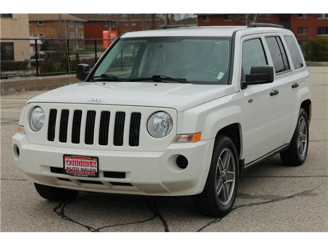 2009 Jeep Patriot Sport/North (Stk: 1903101) in Waterloo - Image 1 of 26