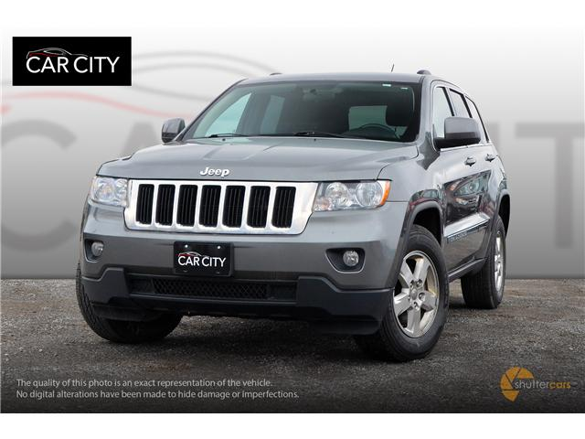 2013 Jeep Grand Cherokee Laredo (Stk: 2607) in Ottawa - Image 1 of 20