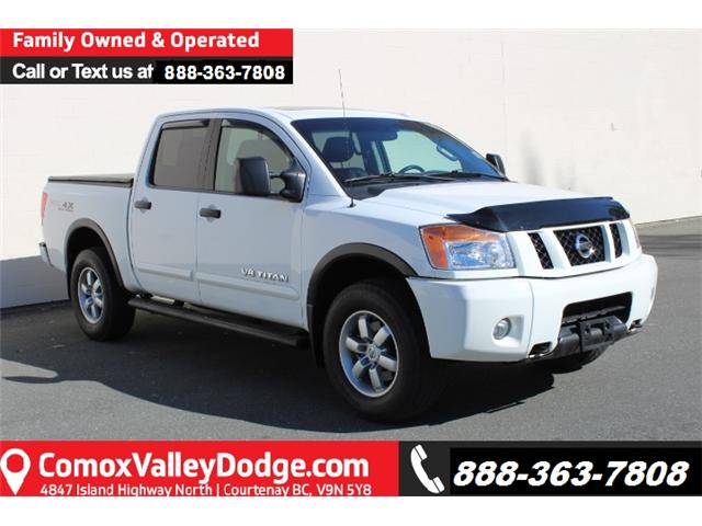 2012 Nissan Titan PRO-4X (Stk: N315791) in Courtenay - Image 1 of 29