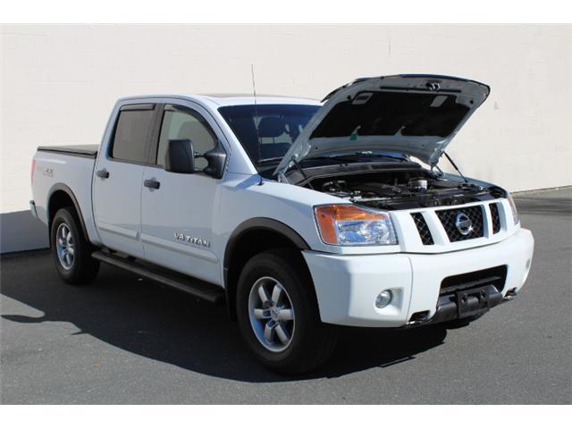 2012 Nissan Titan PRO-4X (Stk: N315791) in Courtenay - Image 28 of 29