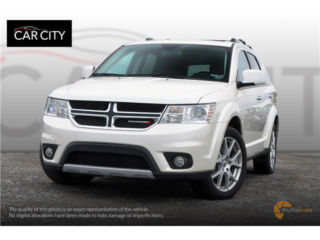 2018 Dodge Journey GT (Stk: 2610) in Ottawa - Image 1 of 20