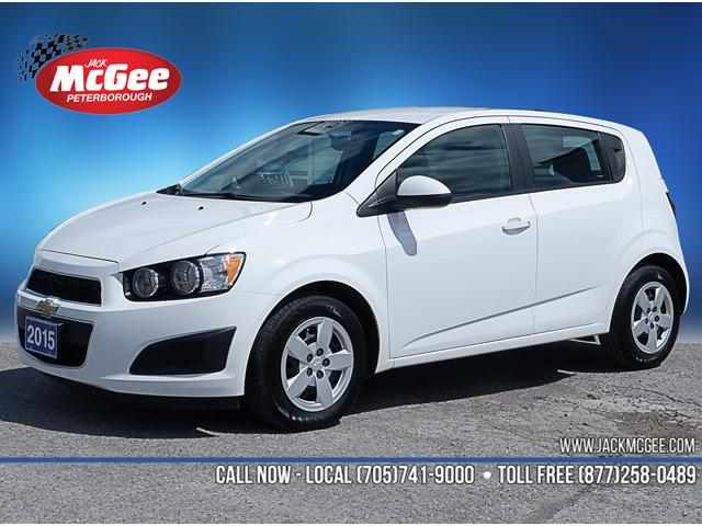 2015 Chevrolet Sonic LS Auto (Stk: 19035A) in Peterborough - Image 1 of 18