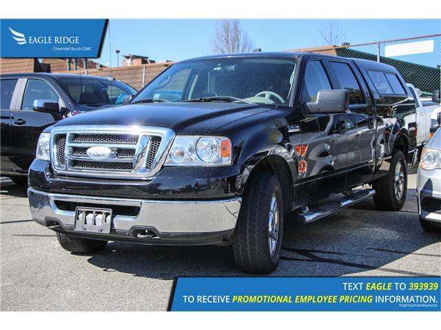 2007 Ford F-150 XL (Stk: 078394) in Coquitlam - Image 1 of 5