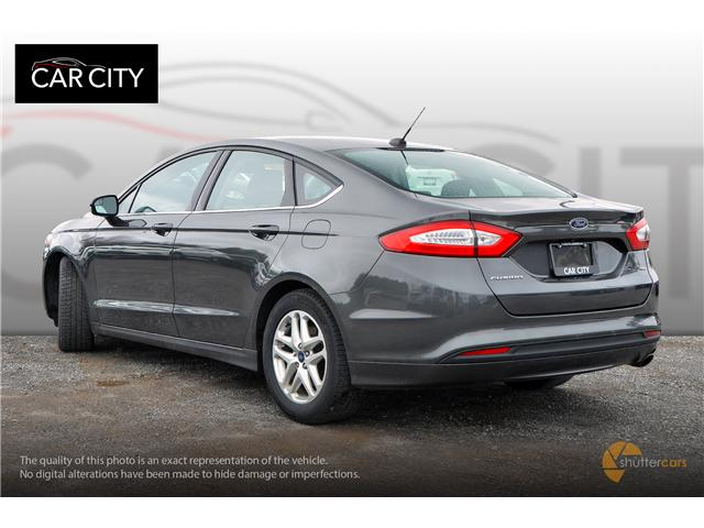 2016 Ford Fusion SE (Stk: 2608) in Ottawa - Image 4 of 20