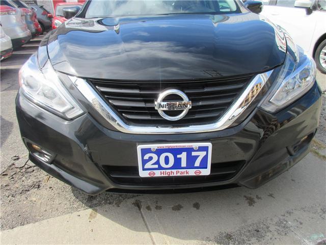2017 Nissan Altima 2.5 S (Stk: U1235) in Toronto - Image 2 of 14