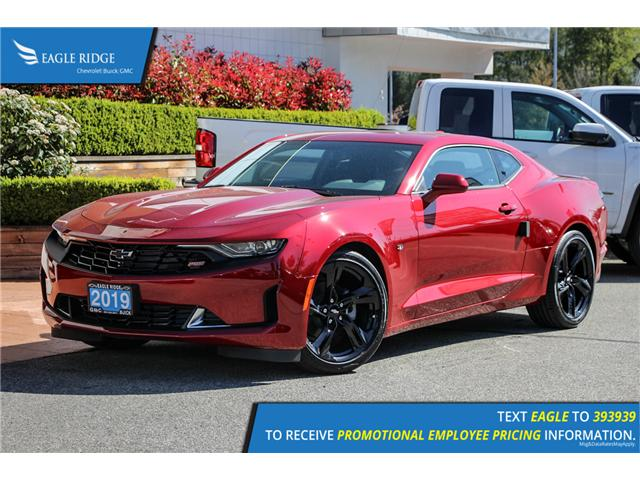 2019 Chevrolet Camaro 1LT (Stk: 93008A) in Coquitlam - Image 1 of 16