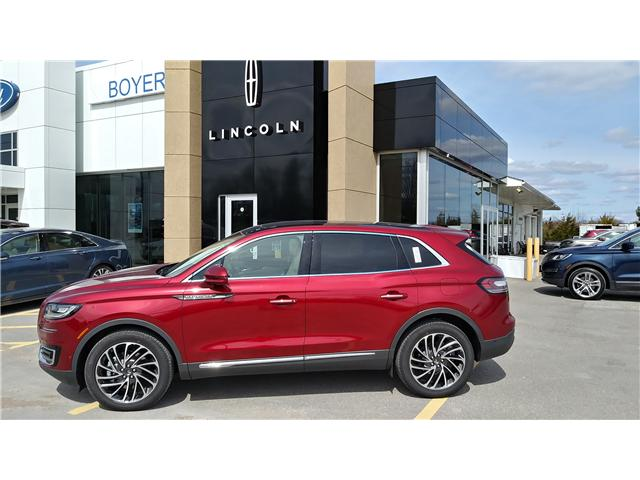 2019 Lincoln Nautilus Reserve (Stk: L1243) in Bobcaygeon - Image 1 of 24