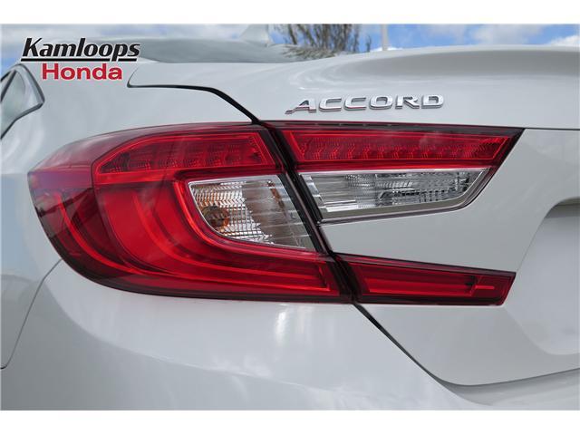 2019 Honda Accord Touring 1.5T (Stk: N14447) in Kamloops - Image 6 of 24