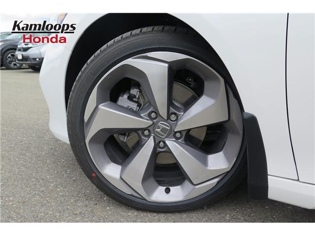 2019 Honda Accord Touring 1.5T (Stk: N14447) in Kamloops - Image 8 of 24