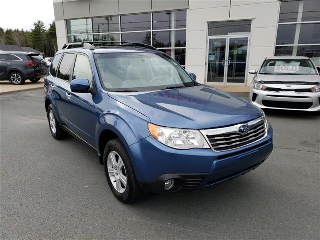2010 Subaru Forester 2.5 X Touring Package (Stk: U1028) in Hebbville - Image 1 of 26