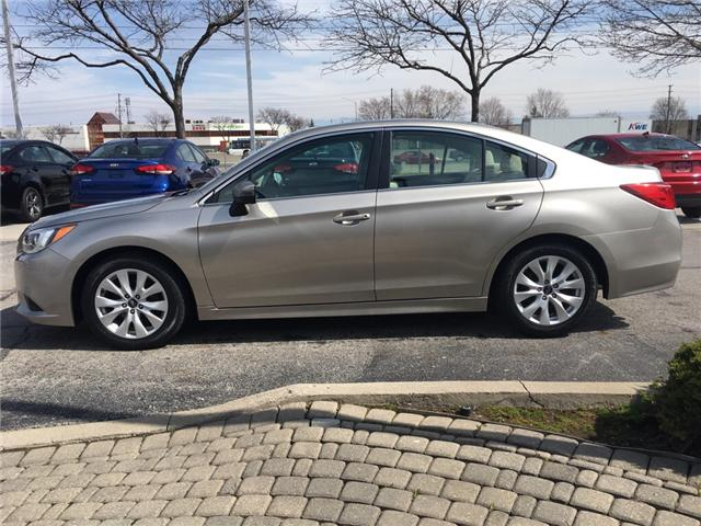 2015 Subaru Legacy 2.5i Touring Package (Stk: 1645W) in Oakville - Image 6 of 27