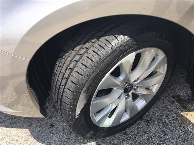 2015 Subaru Legacy 2.5i Touring Package (Stk: 1645W) in Oakville - Image 11 of 27