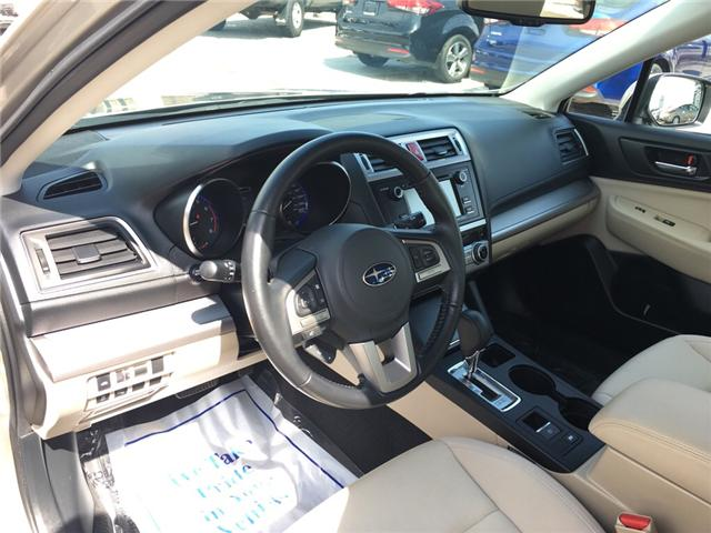 2015 Subaru Legacy 2.5i Touring Package (Stk: 1645W) in Oakville - Image 16 of 27