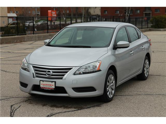 2015 Nissan Sentra 1.8 S (Stk: 1904154) in Waterloo - Image 1 of 24