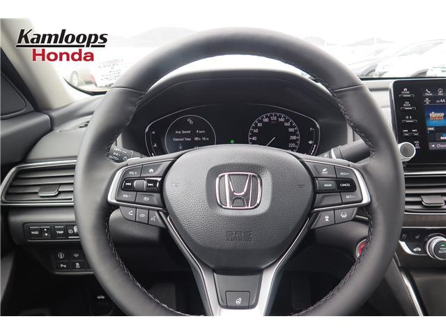 2019 Honda Accord Touring 1.5T (Stk: N14447) in Kamloops - Image 10 of 24