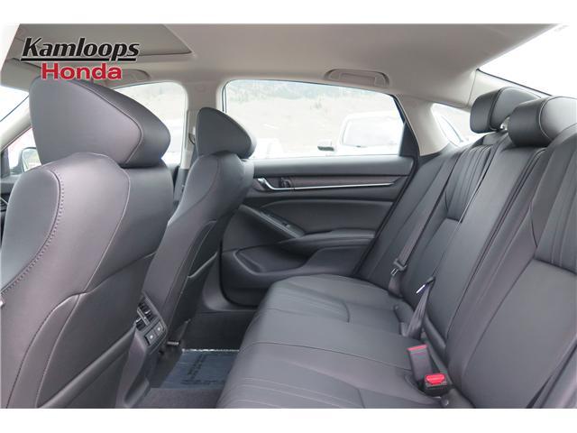 2019 Honda Accord Touring 1.5T (Stk: N14447) in Kamloops - Image 19 of 24