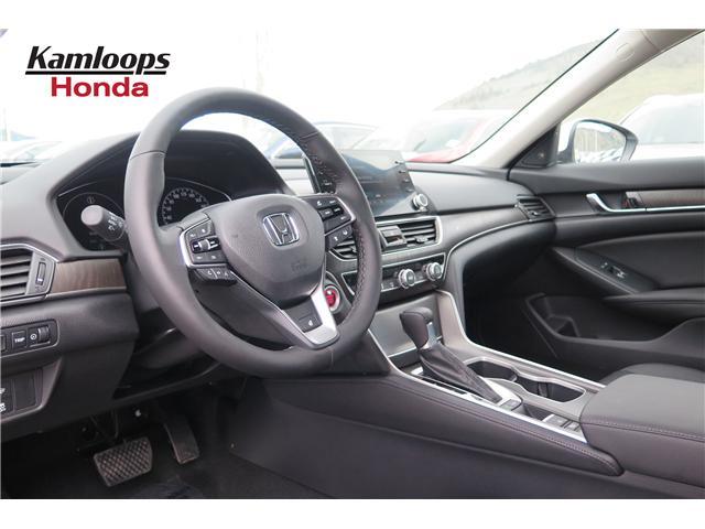 2019 Honda Accord Touring 1.5T (Stk: N14447) in Kamloops - Image 9 of 24