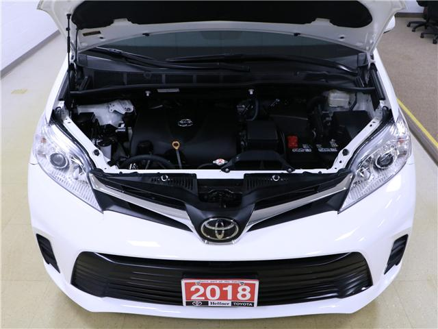 2018 Toyota Sienna LE 8-Passenger (Stk: 195270) in Kitchener - Image 27 of 30