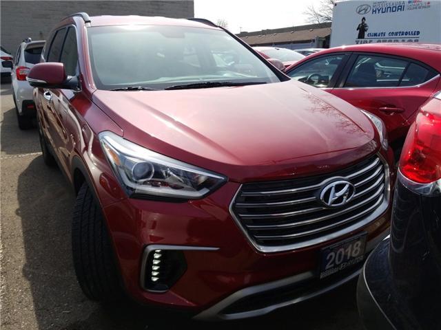 2018 Hyundai Santa Fe XL Premium (Stk: OP10222) in Mississauga - Image 2 of 16