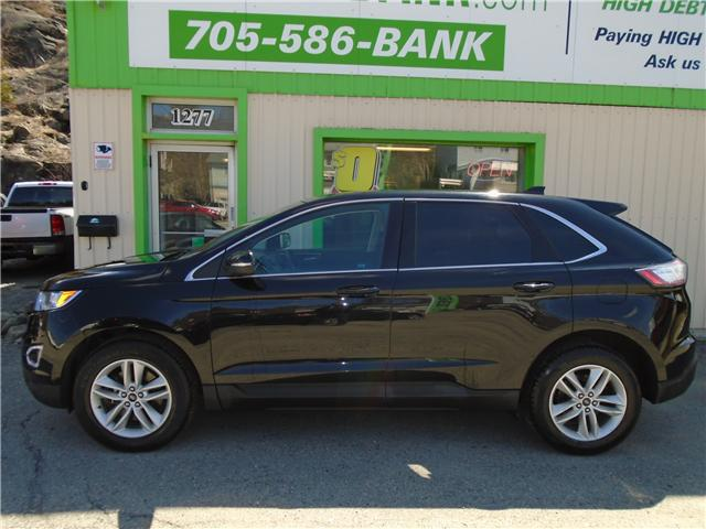 2018 Ford Edge SEL (Stk: ) in Sudbury - Image 1 of 6