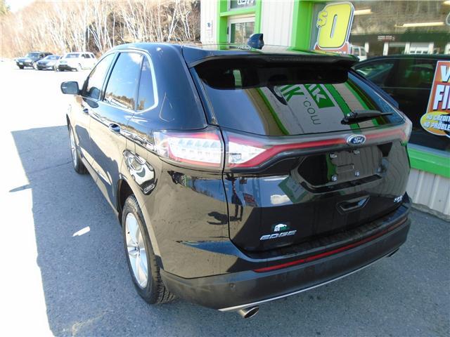 2018 Ford Edge SEL (Stk: ) in Sudbury - Image 3 of 6