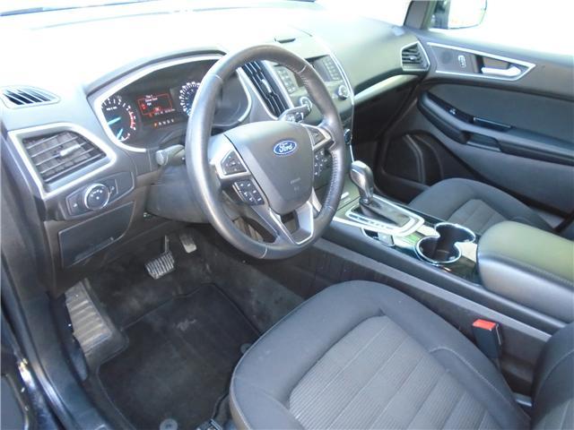 2018 Ford Edge SEL (Stk: ) in Sudbury - Image 4 of 6