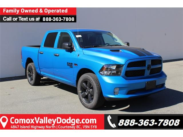 2019 RAM 1500 Classic ST (Stk: S630710) in Courtenay - Image 1 of 30