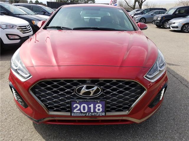 2018 Hyundai Sonata 2.4 Sport (Stk: OP10010) in Mississauga - Image 2 of 19
