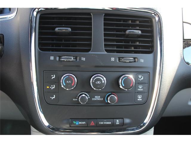 2019 Dodge Grand Caravan CVP/SXT (Stk: R607419) in Courtenay - Image 17 of 30
