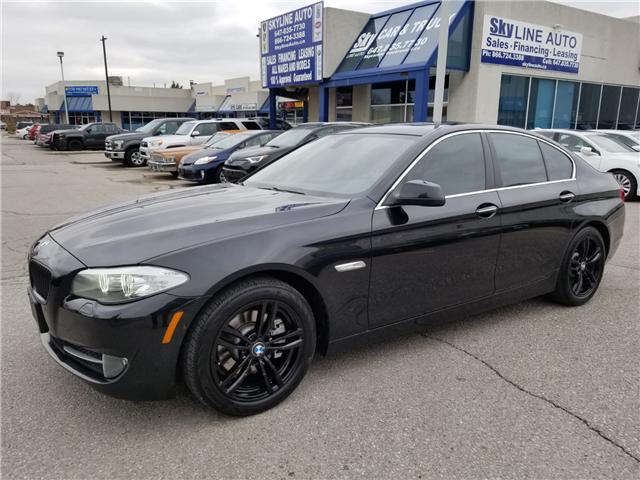 2013 BMW 528i xDrive (Stk: ) in Concord - Image 1 of 23