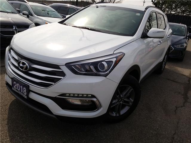 2018 Hyundai Santa Fe Sport 2.4 Premium (Stk: OP10207) in Mississauga - Image 1 of 5