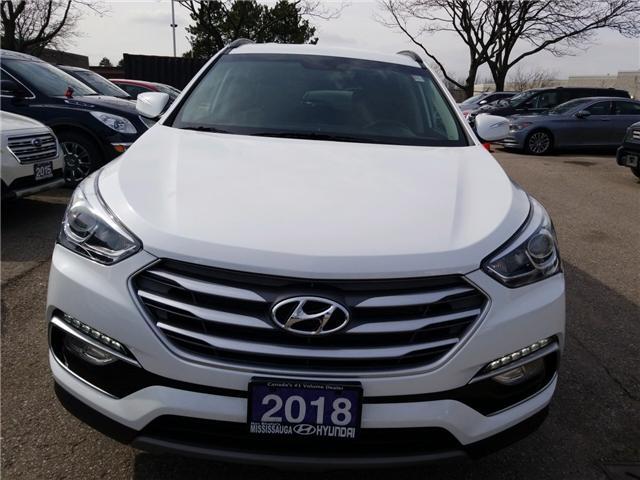 2018 Hyundai Santa Fe Sport 2.4 Premium (Stk: OP10207) in Mississauga - Image 2 of 5