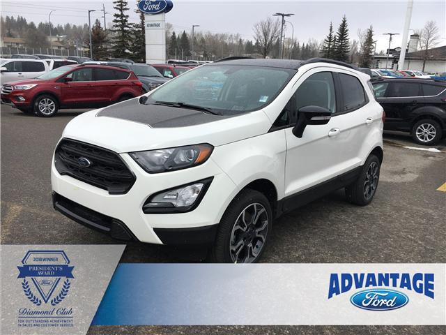 2019 Ford EcoSport SES (Stk: K-465) in Calgary - Image 1 of 5