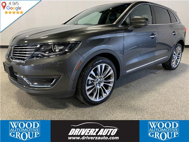 2018 Lincoln MKX Reserve (Stk: P12006) in Calgary - Image 1 of 19