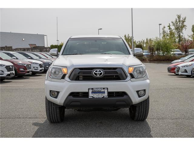 2013 Toyota Tacoma V6 (Stk: AH8797AA) in Abbotsford - Image 2 of 27