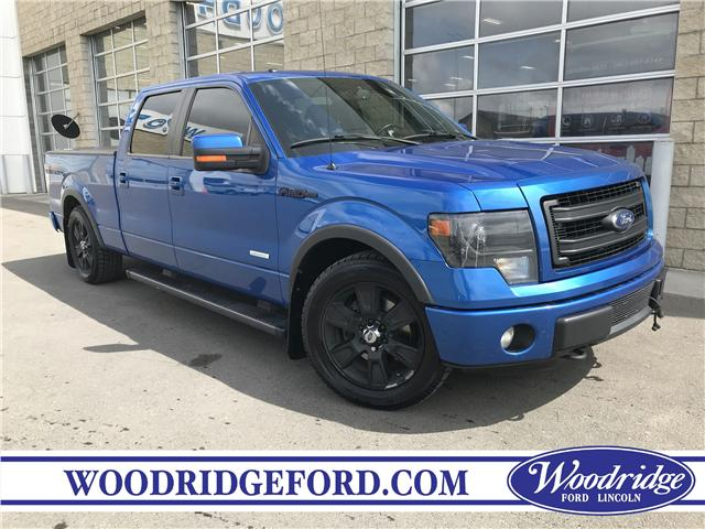 2013 Ford F-150 FX4 (Stk: J-2850A) in Calgary - Image 1 of 19