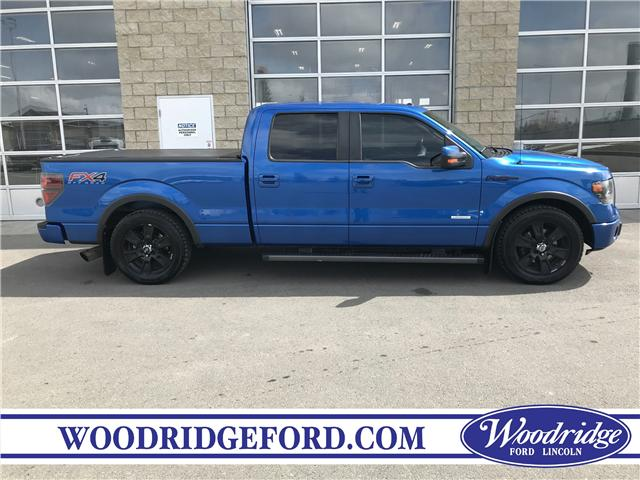2013 Ford F-150 FX4 (Stk: J-2850A) in Calgary - Image 2 of 19
