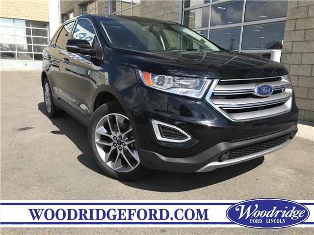 2017 Ford Edge Titanium (Stk: K-1585B) in Calgary - Image 2 of 22